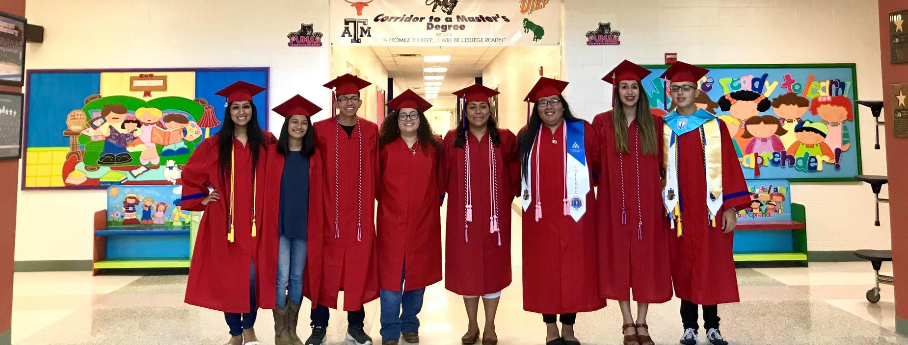 2019 Puma Graduates