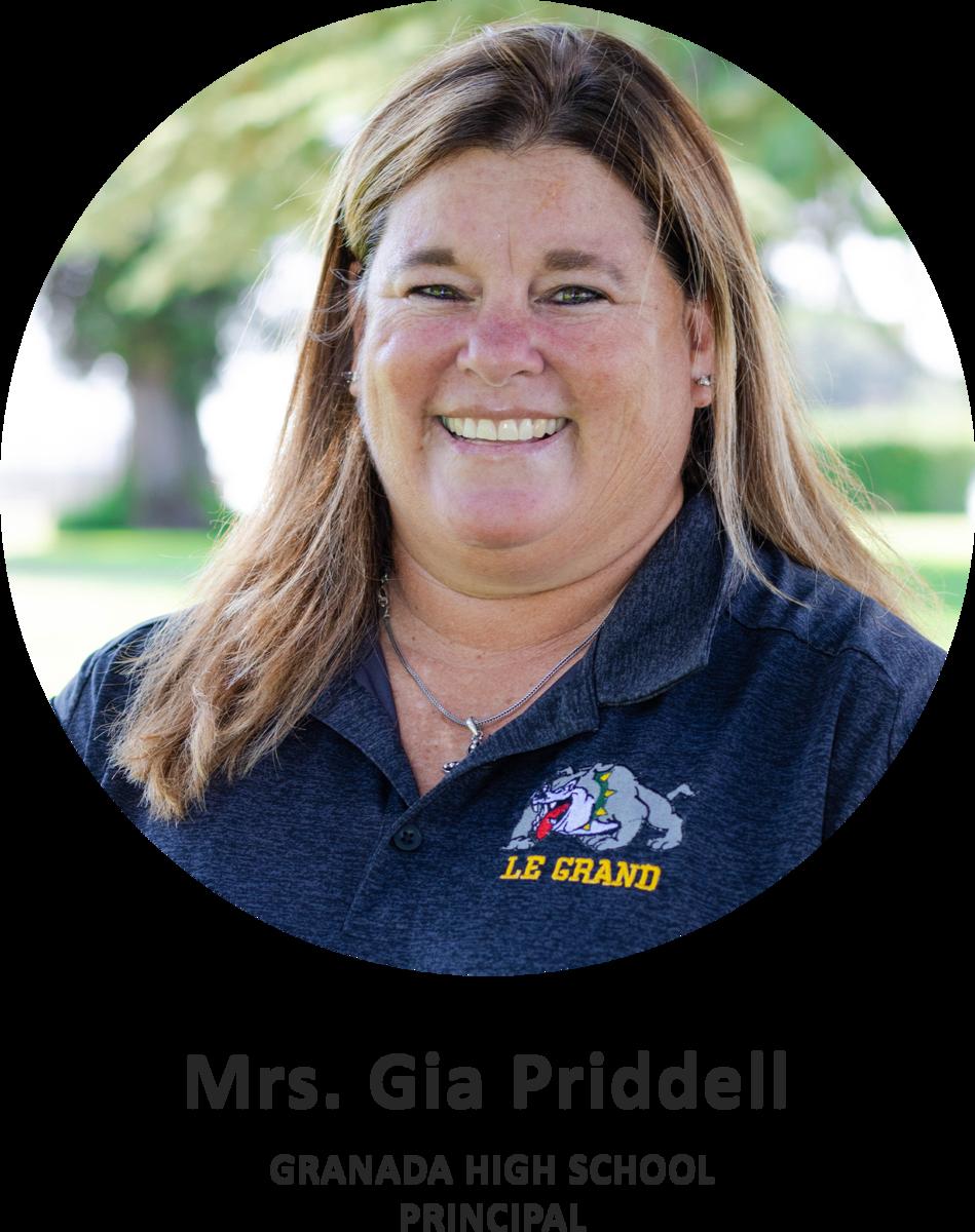 Mrs. Gia Priddell