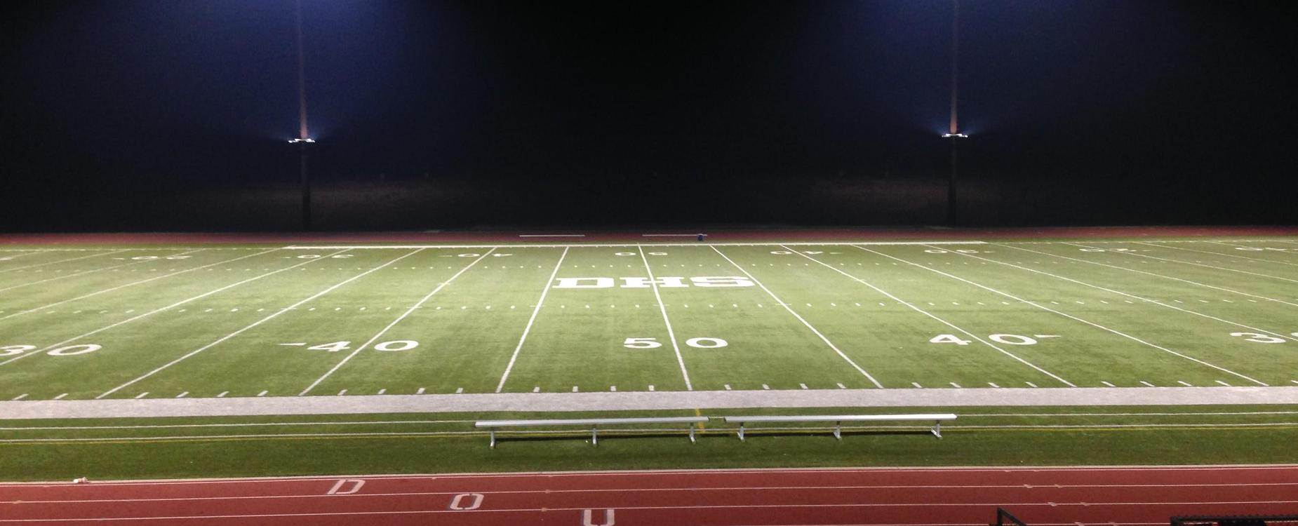 DHS Football Stadium