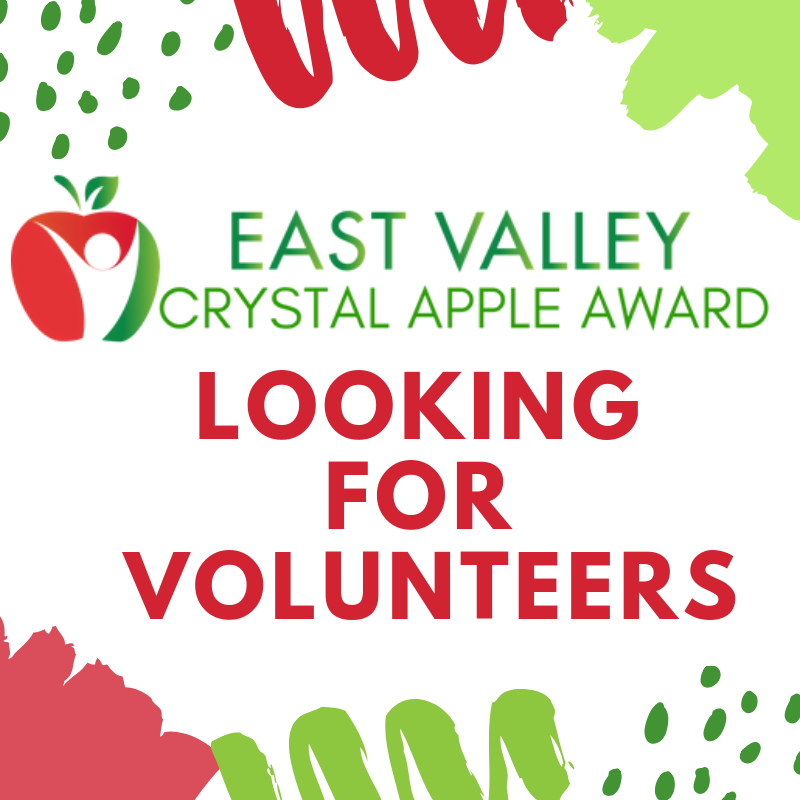 Selection Process – Crystal Apple – East Valley School District No 90
