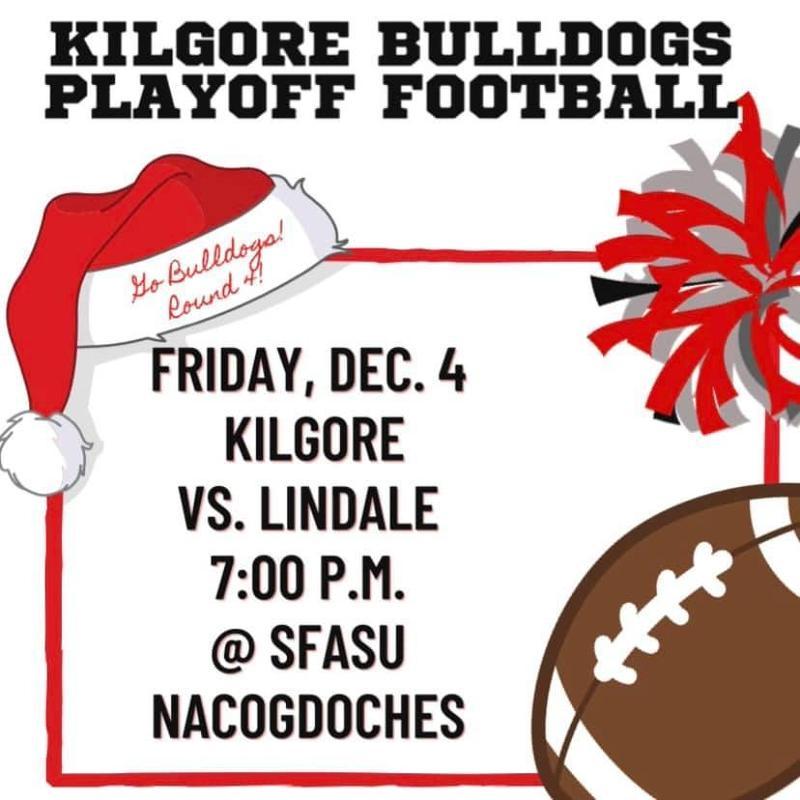 Kilgore vs Lindale Featured Photo