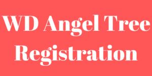 WD Angel Tree Registration