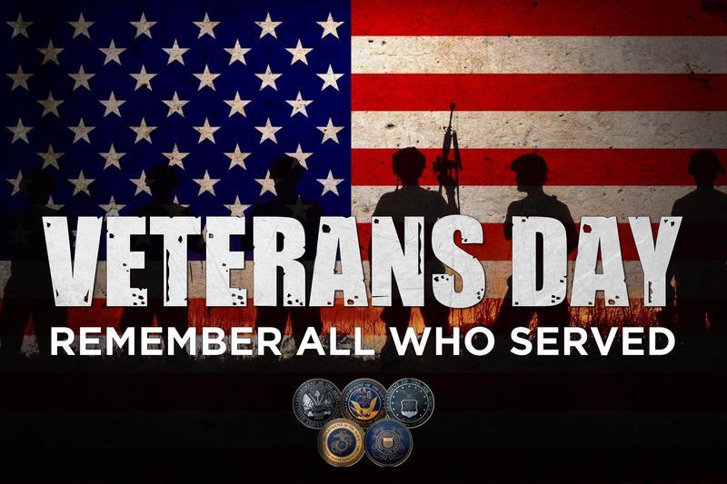 Veterans Day Breakfast Thumbnail Image