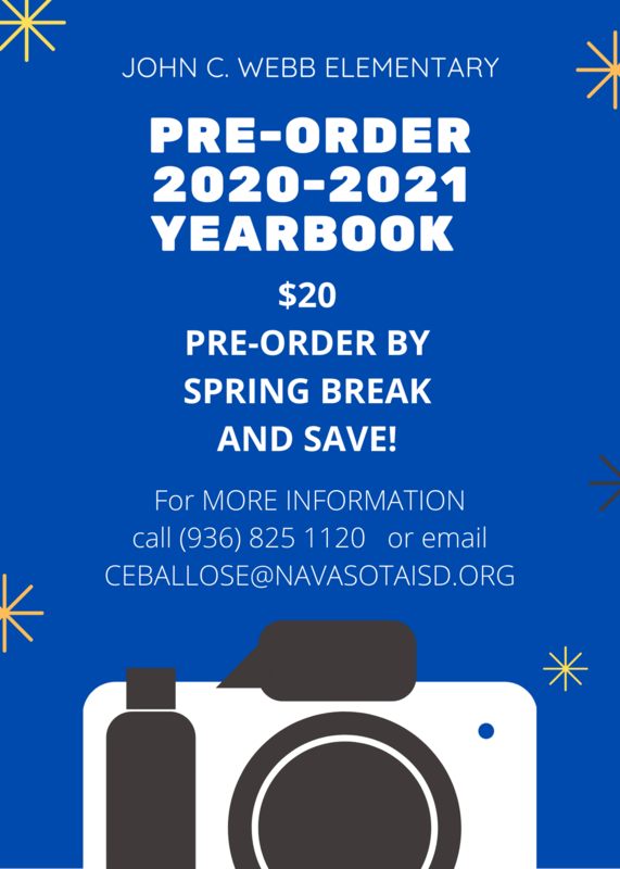Pre-Order the 2020-2021 Yearbook Today Featured Photo
