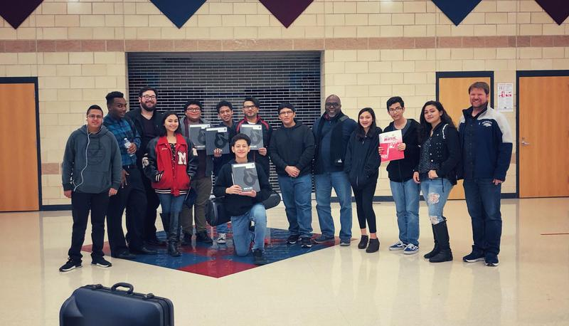 Manor ISD High School band students earn placement in Regional Band Thumbnail Image