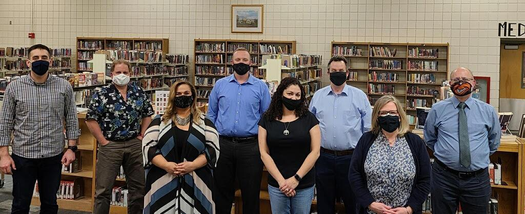 Keene School Board of Education Members