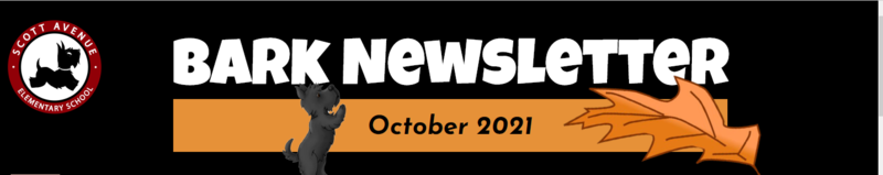 Image of the October Newsletter