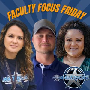 faculty focus friday staff headshot