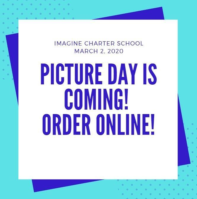 Class Picture Day  & Spring Individual Photos - March 2nd Featured Photo