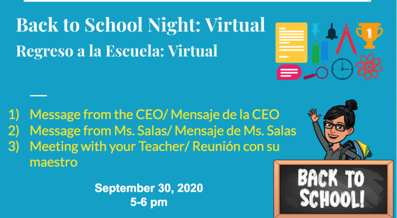 Virtual Back to School Featured Photo
