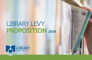 Library Levy logo