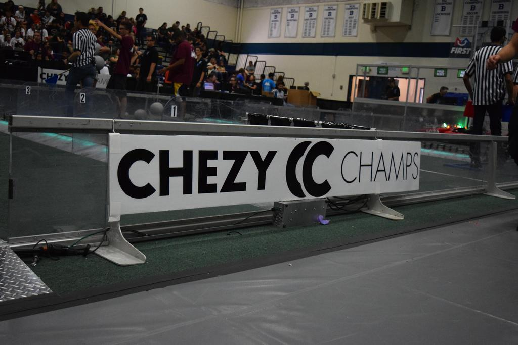 Chezy Champs banner