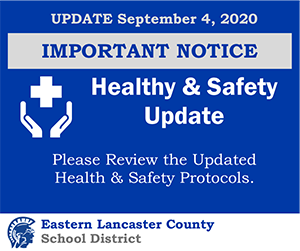 Health & Safety Update Image