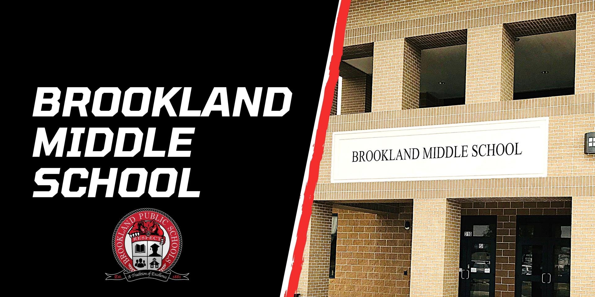 BMS Banner pic with bearcat logo on gray background