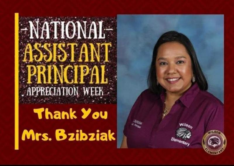 National Assistant Principal Week