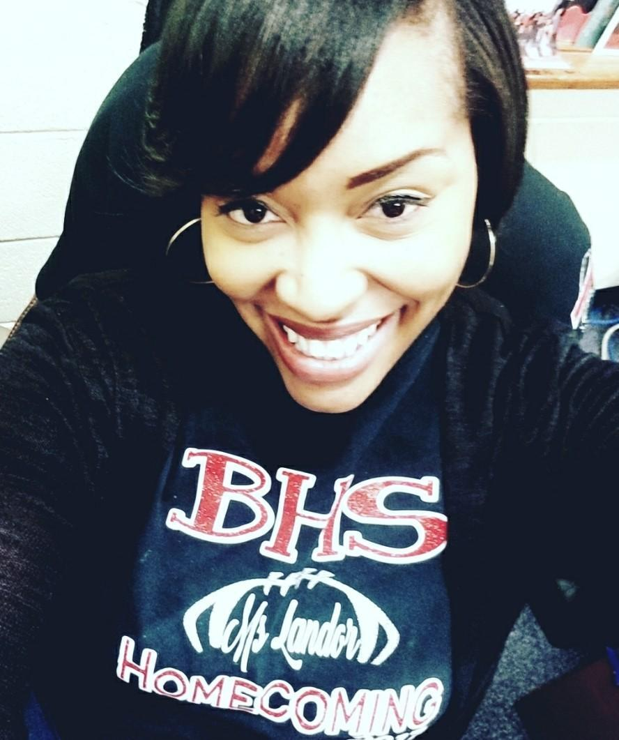 Ms. Hope Landor - Junior/Senior  Guidance Counselor