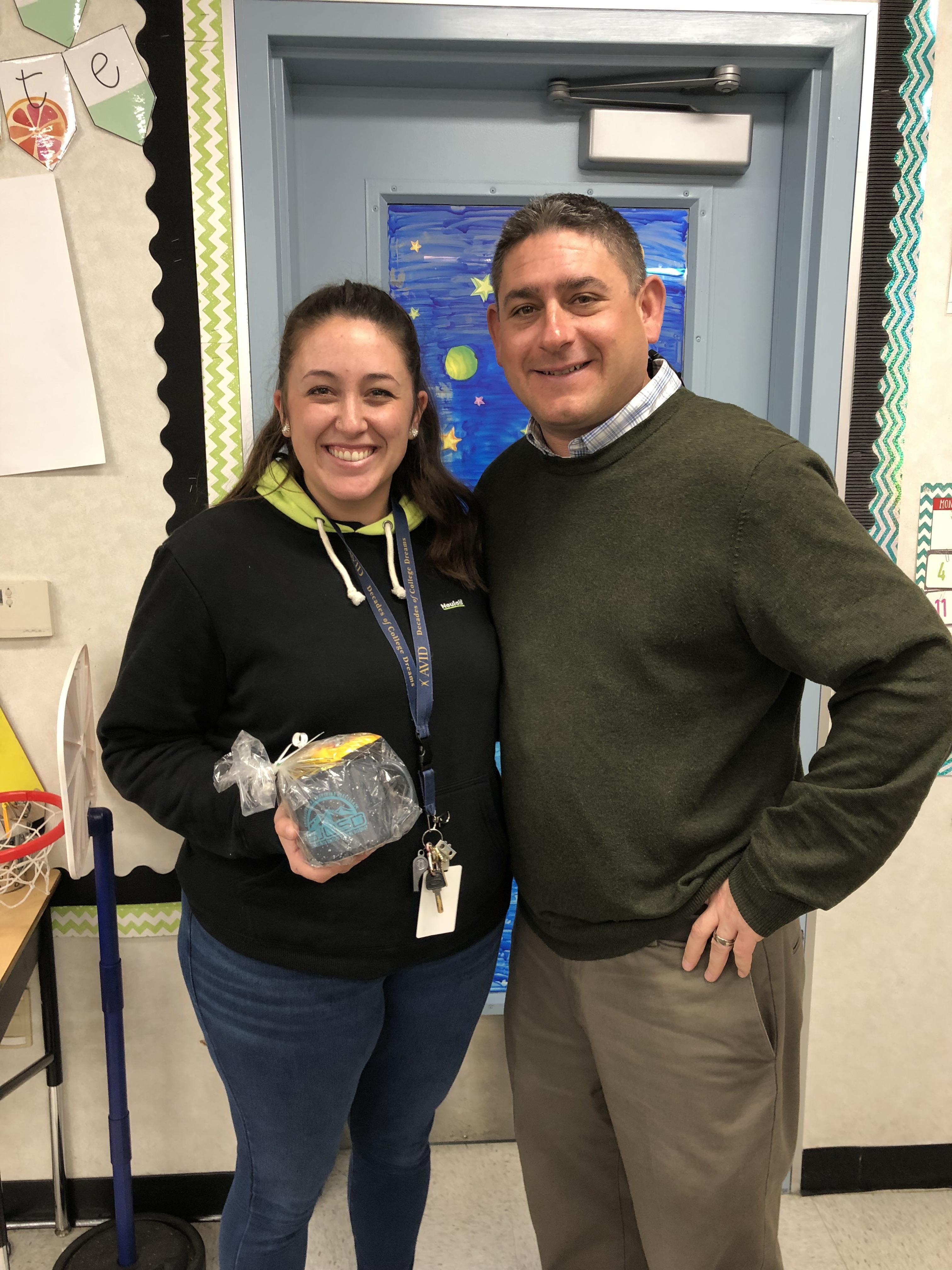 Record Elementary Cassie Nelsen, Teacher