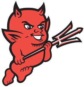DHS Demon Mascot
