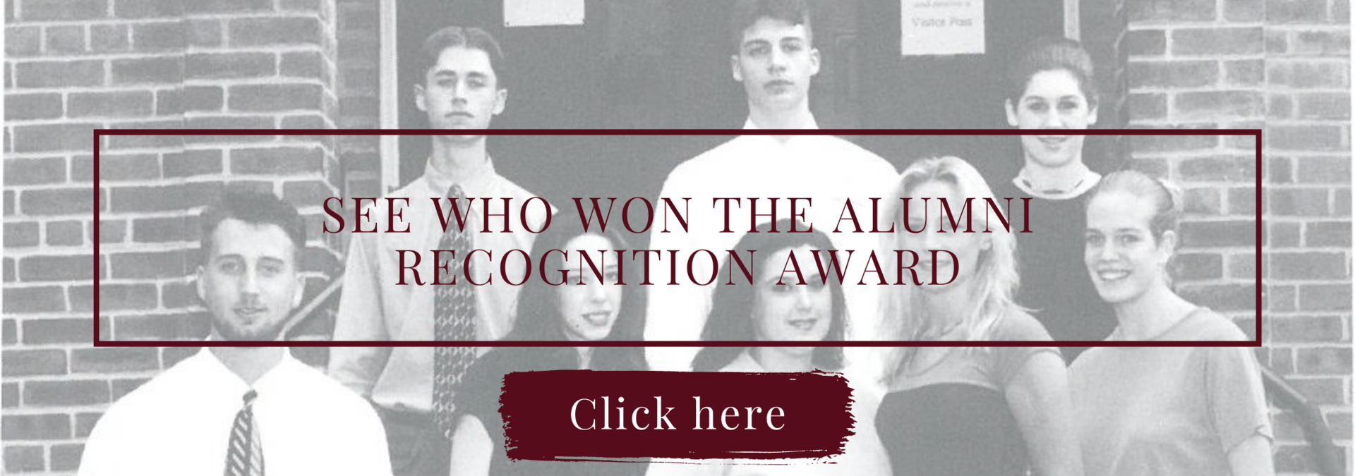 Alumni Recognition Award