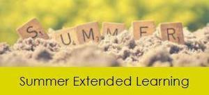 Summer Extended Learning Opportunity Featured Photo