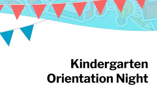 Kindergarten Parent Orientation Presentation 2021-22 Featured Photo