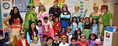 Disney stories came to life when West Elementary transformed the entire school for Disney Fairytale Day, which was complete with real-life fairytale characters.