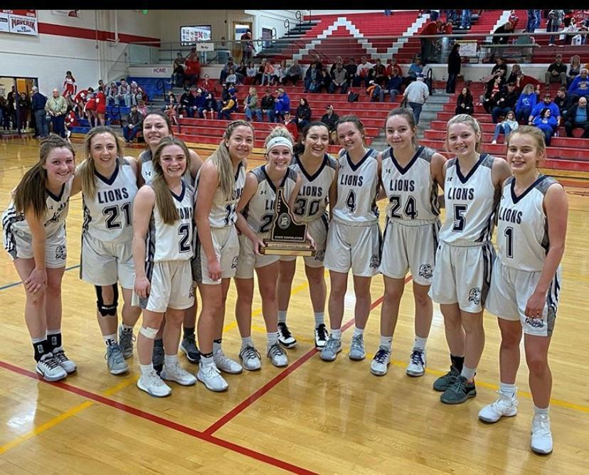 Lady Lions take 4th place at State Image