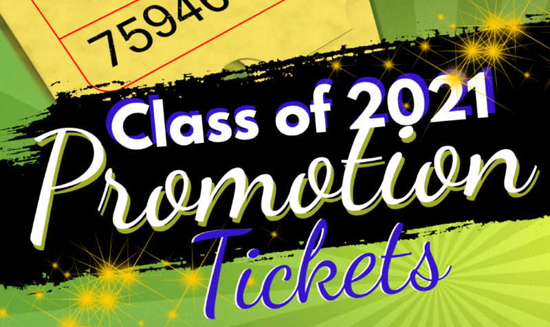 8th Grade Promotion Tickets Featured Photo