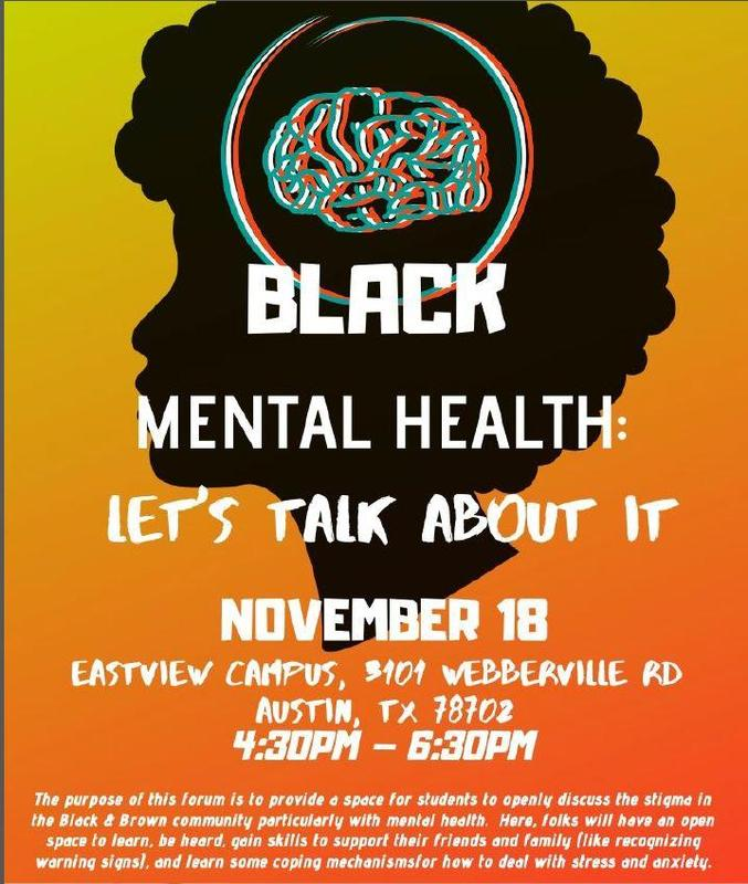 Black Mental Health Event Featured Photo