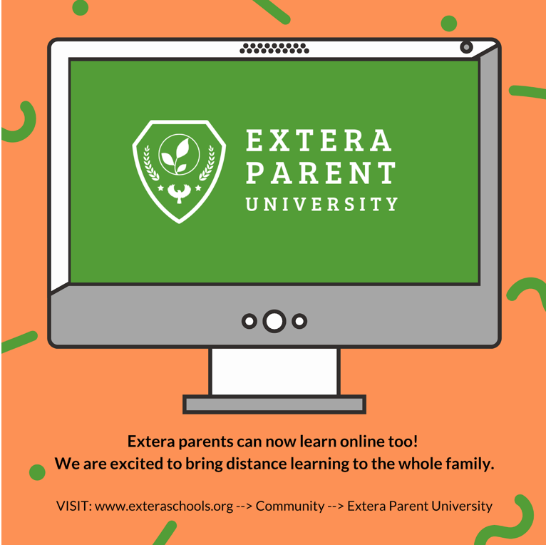 Extera Parent Univeristy Featured Photo