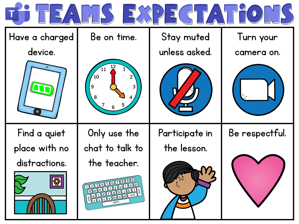 TEAMS Expectations