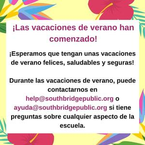 Graphic in Spanish.  All wording in this graphic is also in the body of the post.