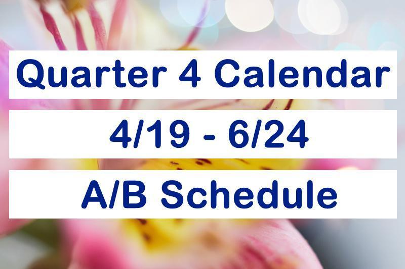 Image Q4 Calendar