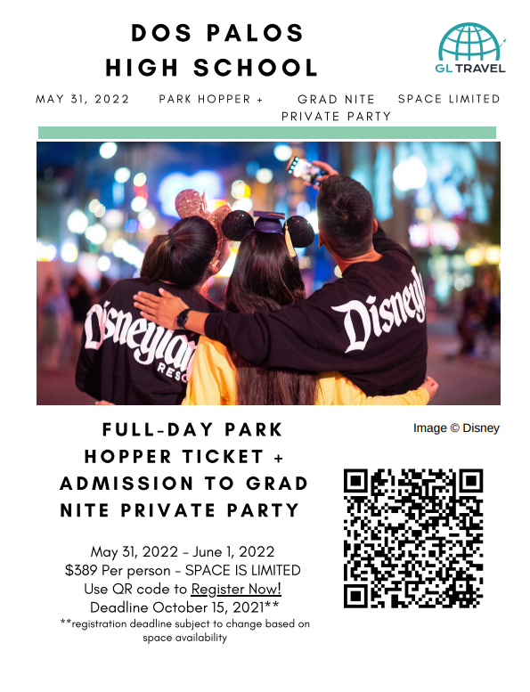 Grad Night sign up....Hurry time is running out!!! Featured Photo
