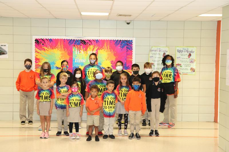 BVES October Students of the Month Thumbnail Image