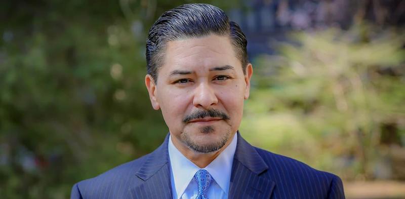 Picture of Chancellor Richard Carranza