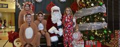The WSISD Education Foundation and White Settlement Chamber of Commerce invited families to have their photos taken with Santa during the 3rd annual Pancakes with Santa event on Dec. 1.