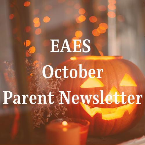October Parent Newsletter Featured Photo