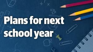 School Year Plans