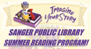 Sanger Public Library Summer Reading Program