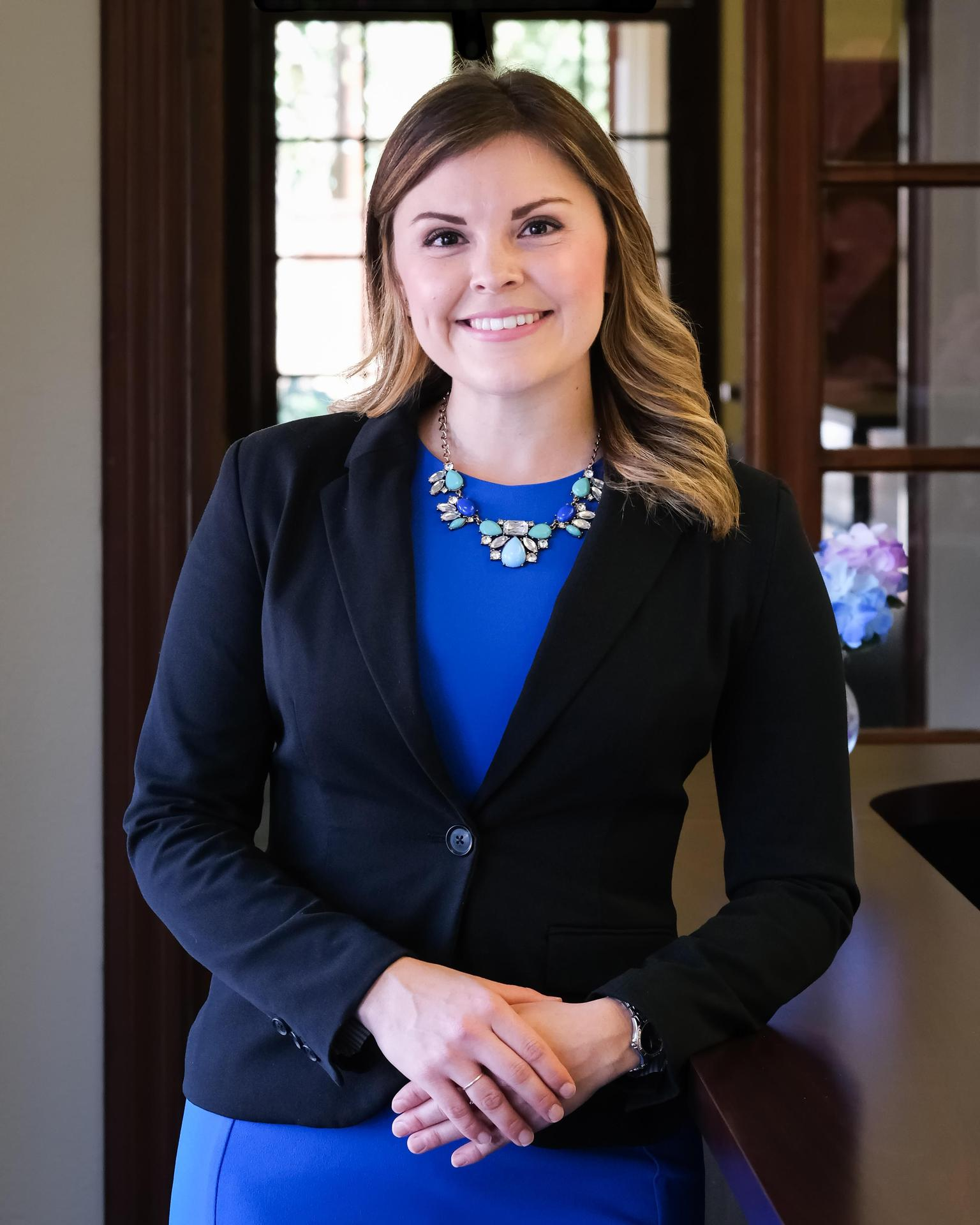 Amber Nuuvali Chief Communications Officer