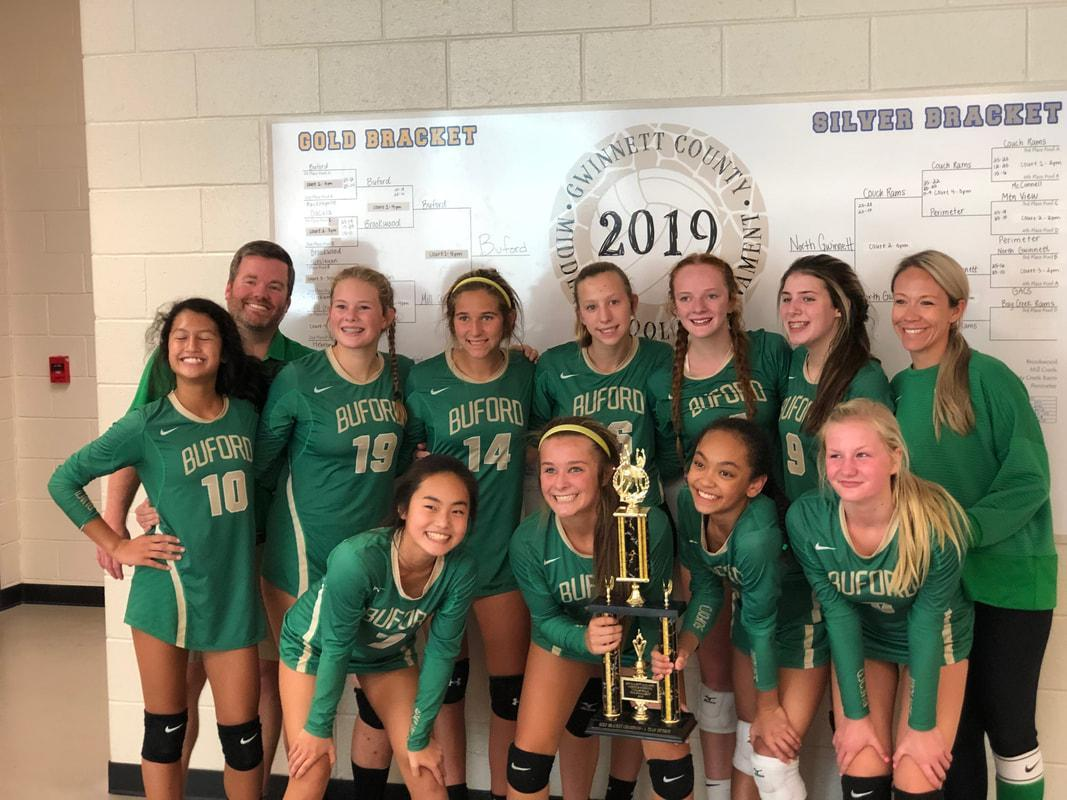 BMS Volleyball Team