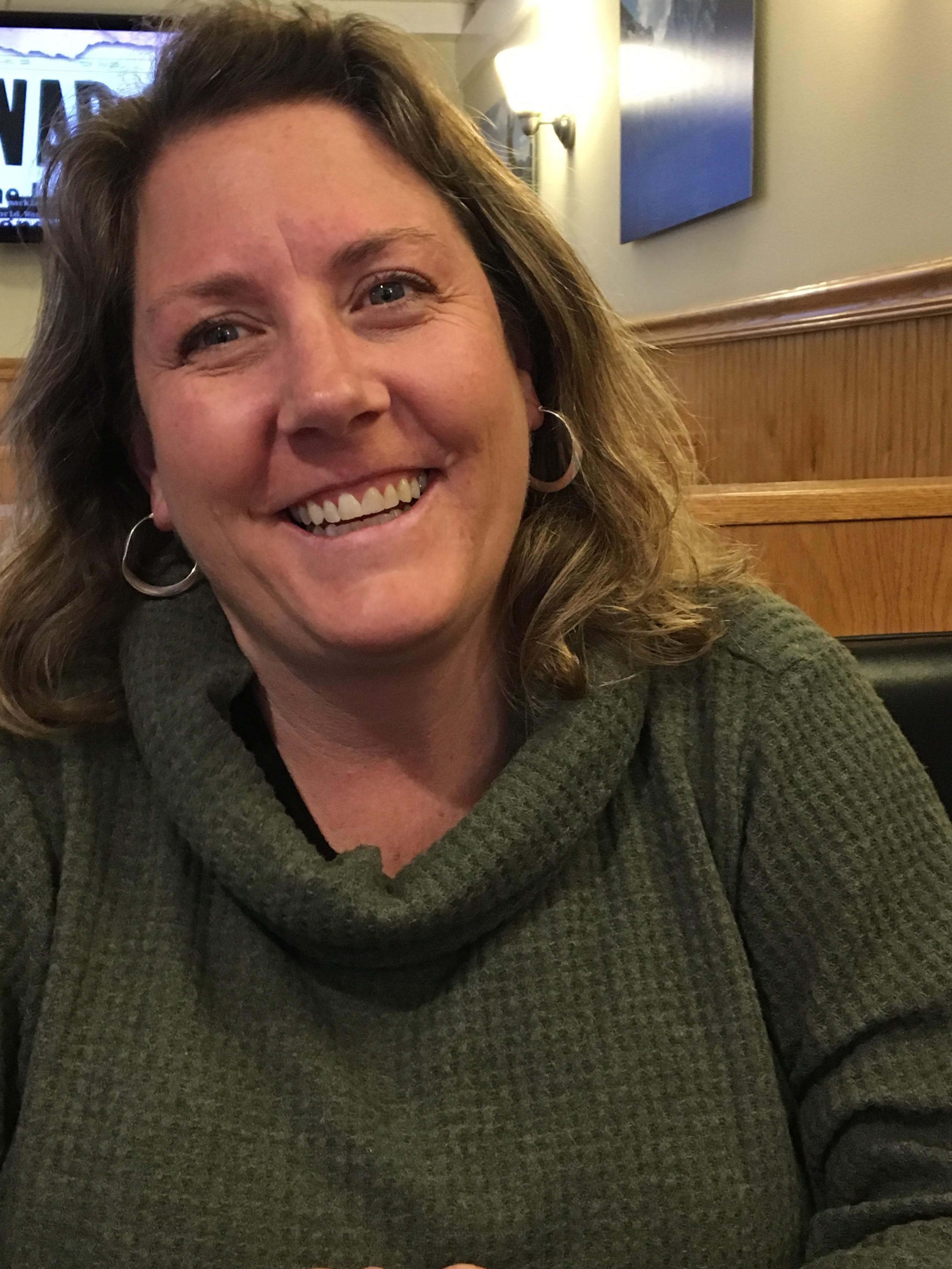 Mrs Rebecca Tyson, Principal