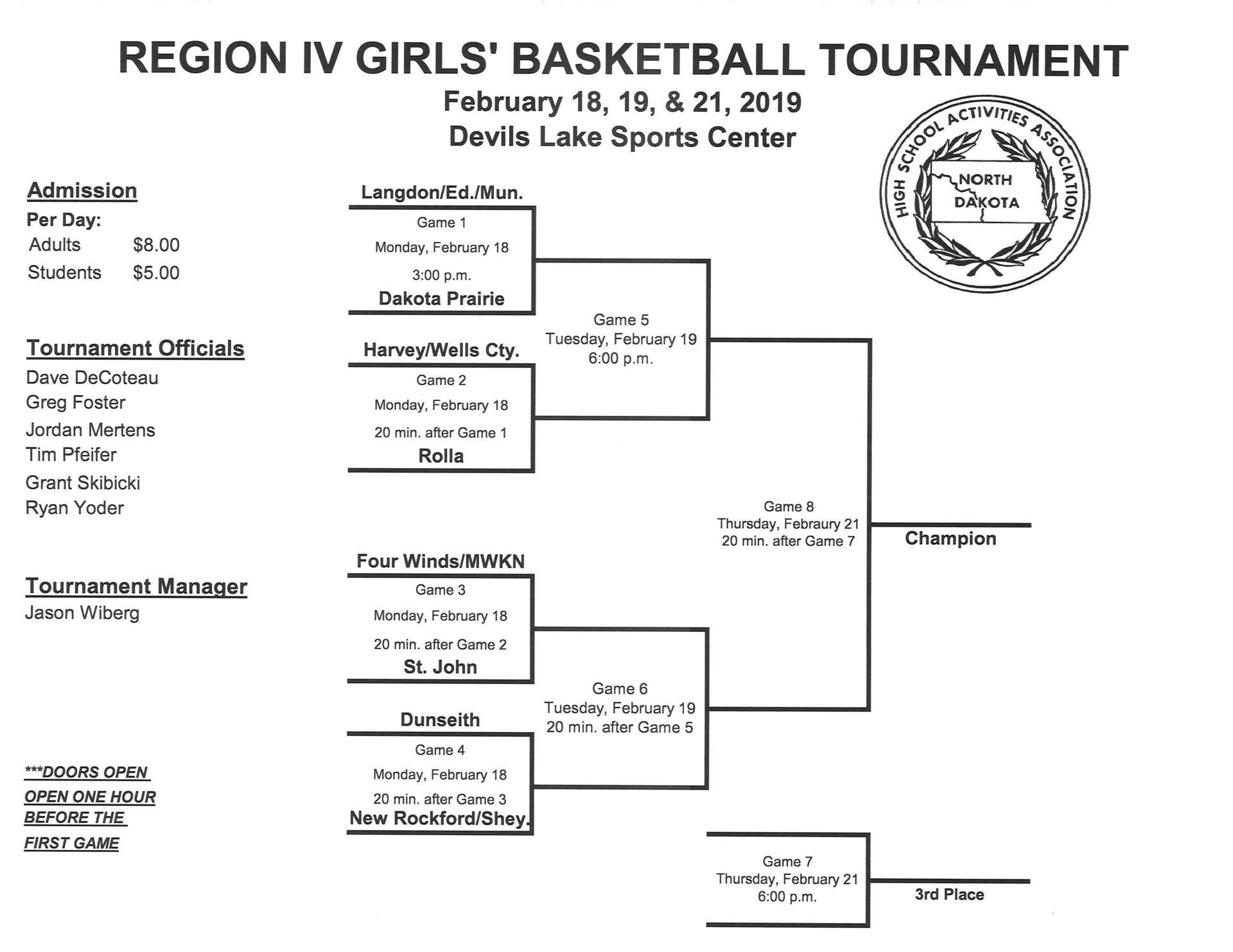 GBB Region 4 Tournament