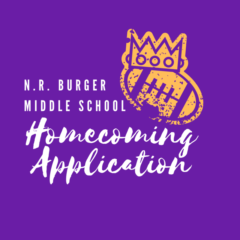 N.R. Burger Middle School Featured Photo