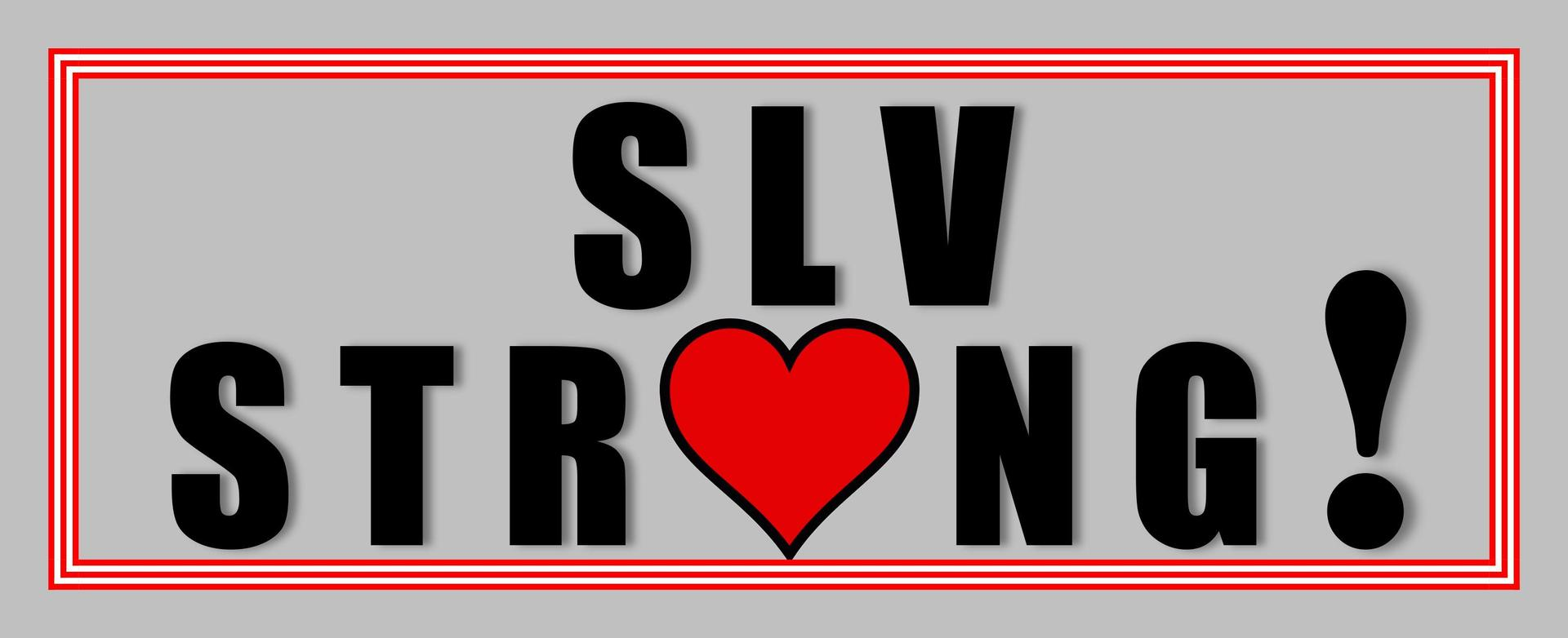 SLV STRONG