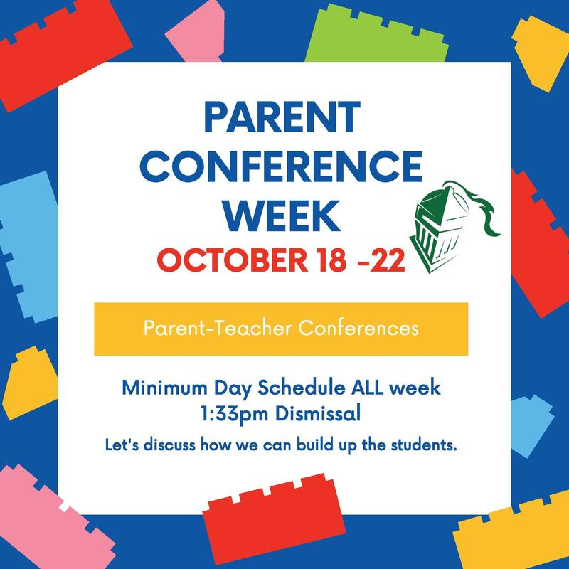 Parent Conference Week
