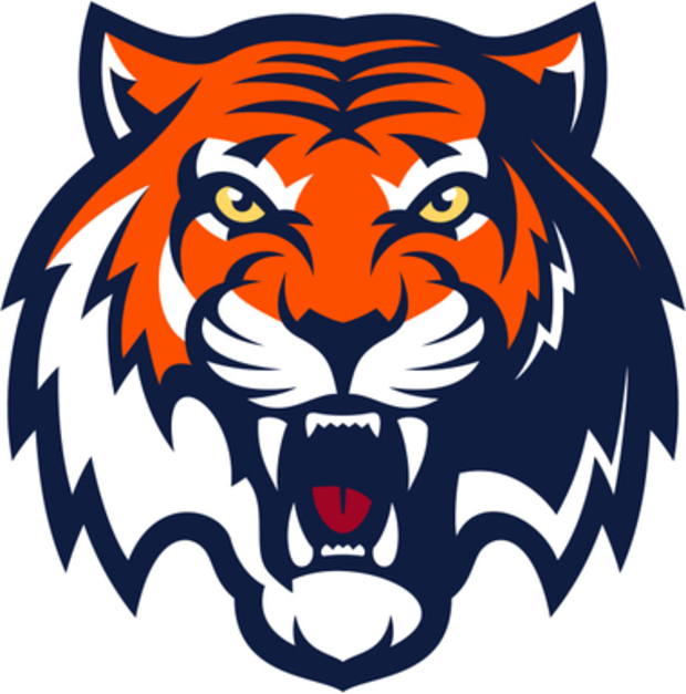 SJHS Tiger Logo