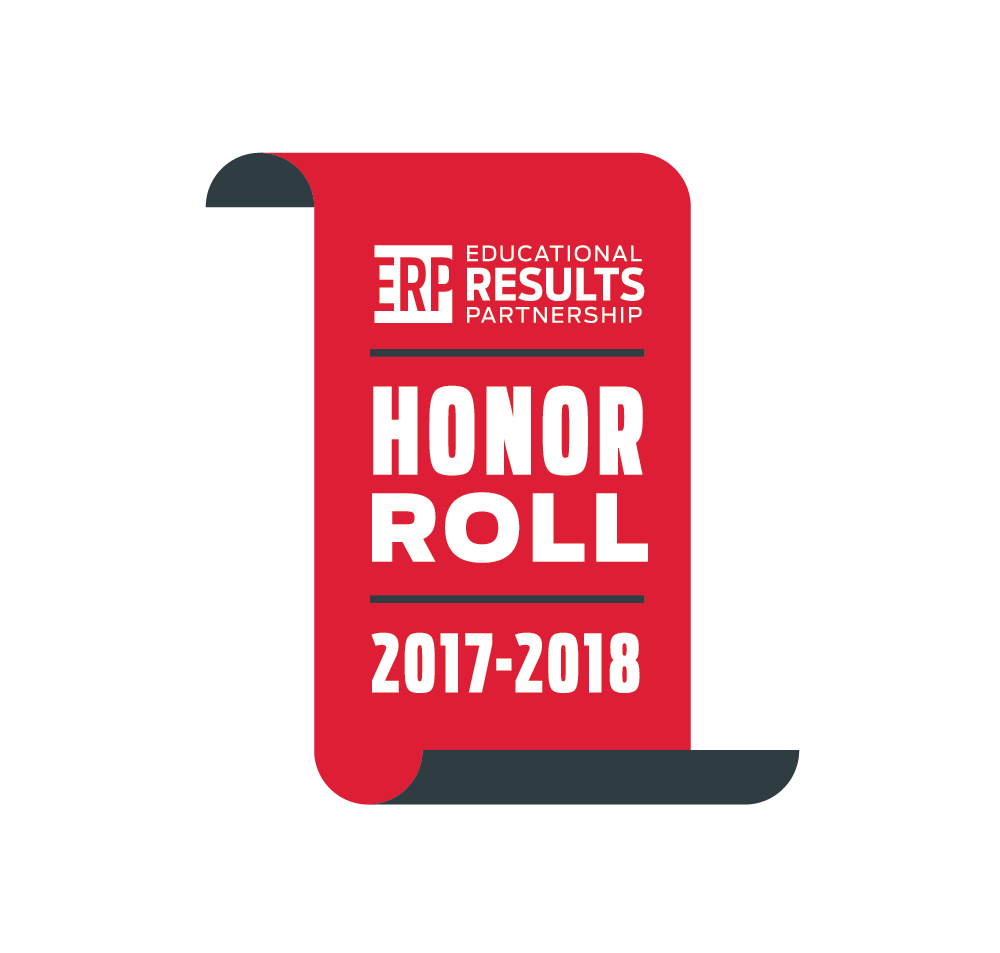 ERP Honor Roll School Emblem for 2017-18