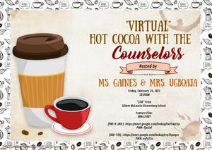 Virtual Hot Cocoa